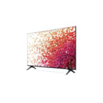 """LG 43NANO753PR, 43"""" 4K IPS HDR Smart Nano Cell TV, 3840x2160, DVB-T2/C/S2, Active HDR ,HDR 10 PRO, webOS Smart TV, ThinQ AI, WiFi, Clear Voice, Bluetooth, Miracast / AirPlay, Two Pole stand,"""