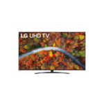 "LG 65UP81003LR, 55"" 4K IPS UltraHD TV 3840 x 2160, DVB-T2/C/S2, webOS Smart TV, ThinQ AI, Quad Core Processor 4K, WiFi 802.11ac, HDR10 PRO 4K/2K, AI Sound, Voice Controll, Miracast / AirPlay"