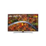 "LG 70UP81003LR, 55"" 4K IPS UltraHD TV 3840 x 2160, DVB-T2/C/S2, webOS Smart TV, ThinQ AI, Quad Core Processor 4K, WiFi 802.11ac, HDR10 PRO 4K/2K, AI Sound, Voice Controll, Miracast / AirPlay"