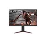 "LG 32GN650-B, 31.5"" UltraGear VA, AG, 1ms MBR, 165Hz, 3000:1, 350cd/m2, QHD (2560x1440), Reader Mode, Radeon FreeSync, HDR 10, sRGB 95%, HDMI, DisplayPort, Height Adjustable, Pivot, Tilt,"