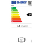 "BenQ GL2780, 27"" TN, 1ms, 75Hz, 1920x1080 FHD, Flicker-free, Brightness Intelligence (B.I.), LBL, ePaper mode, Color Weakness Mode, 1000:1, DCR 12M:1, 8bit, 300 cd/m, VGA, DVI, HDMI (v1.4)"