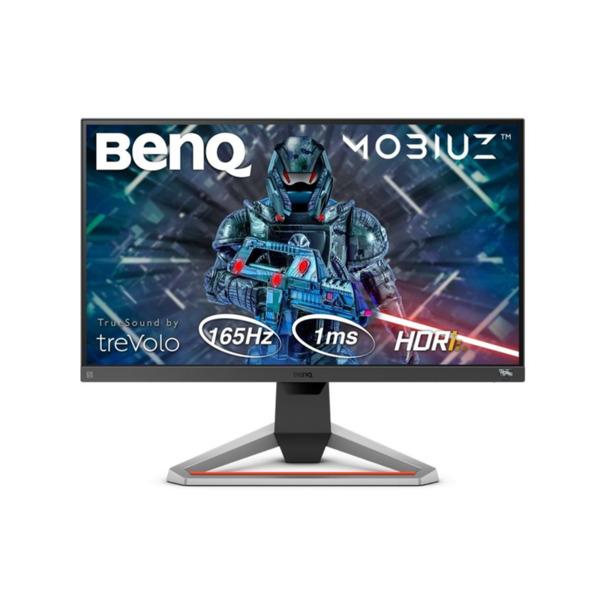 """Геймърски монитор 24.5"""" BenQ MOBIUZ EX2510S (9H.LKELA.TBE)"""
