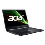 "Acer Aspire 7, A715-42G-R8UF, AMD Ryzen 5 5500U (2.1GHz up to 4.0GHz, 8MB), 15.6"" FHD IPS, 8GB DDR4 3200 (1 slot), 512GB NVMe SSD, GTX 1650 4GB GDDR6, Wi-Fi AX+BT5, FP, KB Backlight, Linux"
