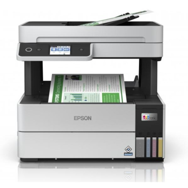 Мастилоструйно многофункционално устройство Epson EcoTank L6460 (C11CJ89403)