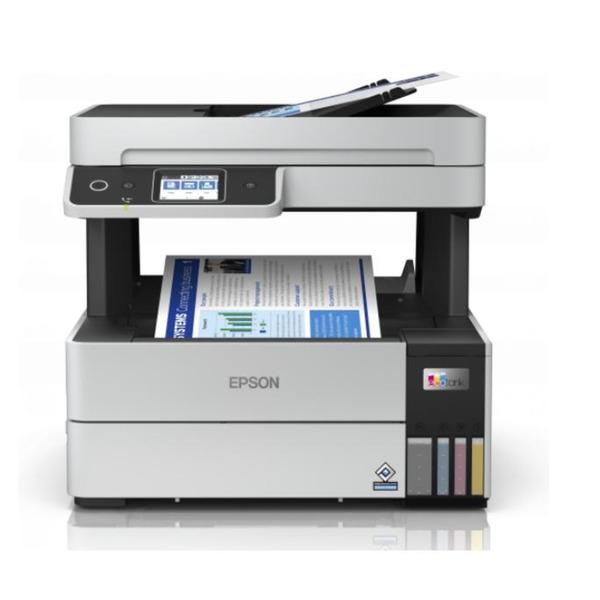 Мастилоструйно многофункционално устройство Epson EcoTank L6490 (C11CJ88403)