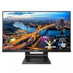 "Philips 242B1TC/00, 23.8"" Touch (anti-glare), IPS, WLED, 1920x1080@75Hz, 4ms GTG, 250cd m/2, 1000:1, DCR 50M:1, FlickerFree, Low Blue Mode, 2Wx2, Tilt, Height Adjust, D-SUB, HDMI, DP, USB hub"