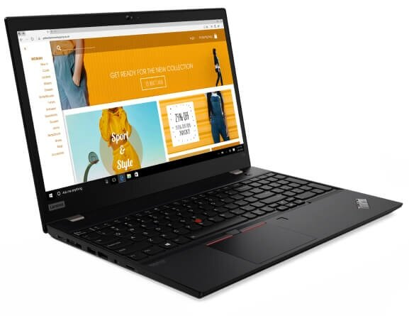 Лаптоп Lenovo ThinkPad T15 (20S60021BM)