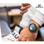 Casio Edifice Scuderia AlphaTauri F1 Limited Edition EQB-1100AT-2A