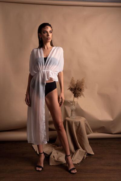 Naomi beach tunic