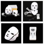 LED маска за лице и шия