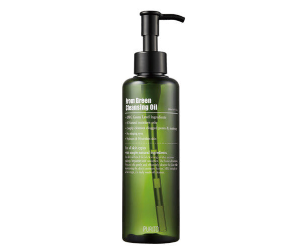 PURITO - почистващо олио за лице - From Green Cleansing Oil , 200ml