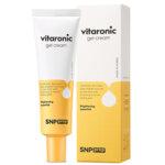 SNP - Гел-крем за лице с витамини B, C, D, E и 3 вида хиалуронова киселина, 50g