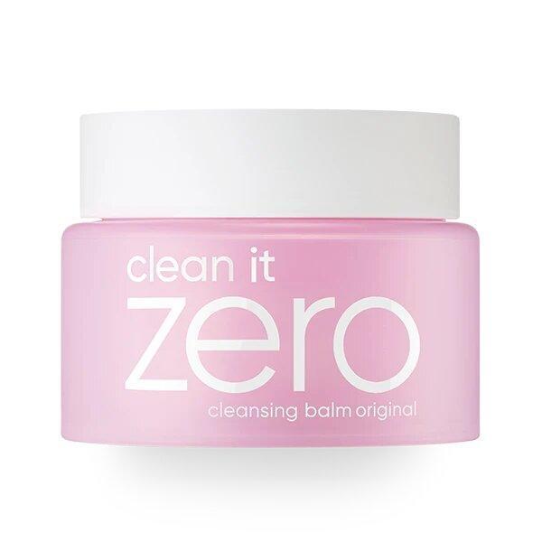 Banila Co 3-в-1 почистващ балсам за лице Clean it Zero (25ml)