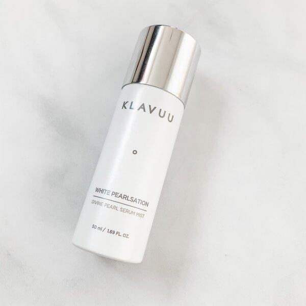 Klavuu - Хидратиращ спрей за лице с екстракт от перли 50ml