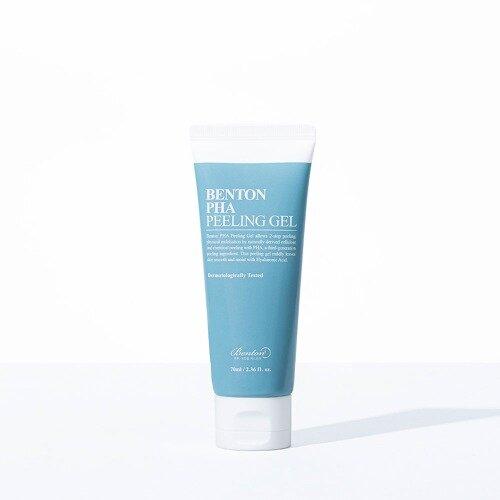 Benton пилинг гел с PHA хидратира и успокоява (70ml)