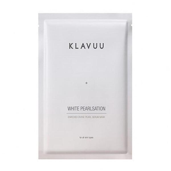 Klavuu - Обогатена с божествена перла серумна маска