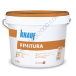 KNAUF FINITURA Суперфина готова шпакловка