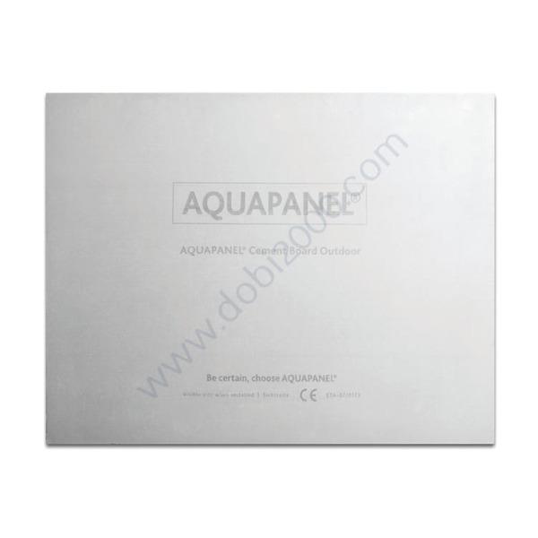 Циментова плоскост AQUAPANEL® Outdoor 12,5/1200/2000