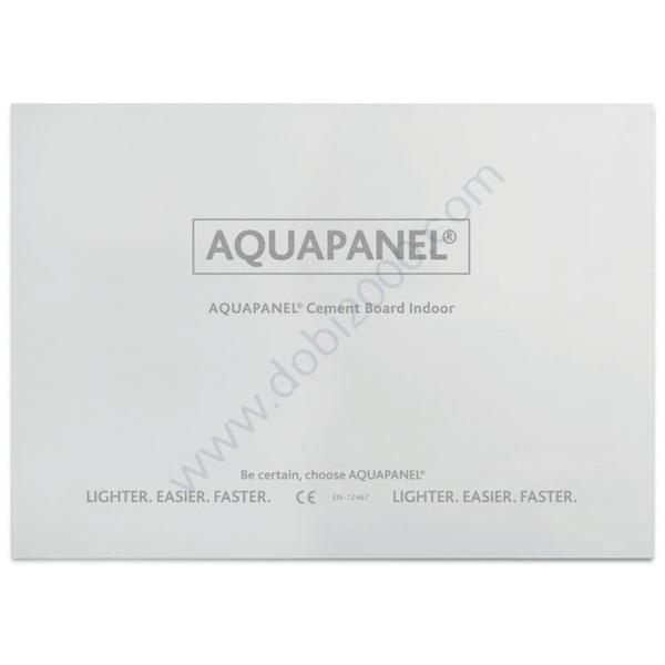 Циментова плоскост AQUAPANEL® Indoor  12,5/1200/2000