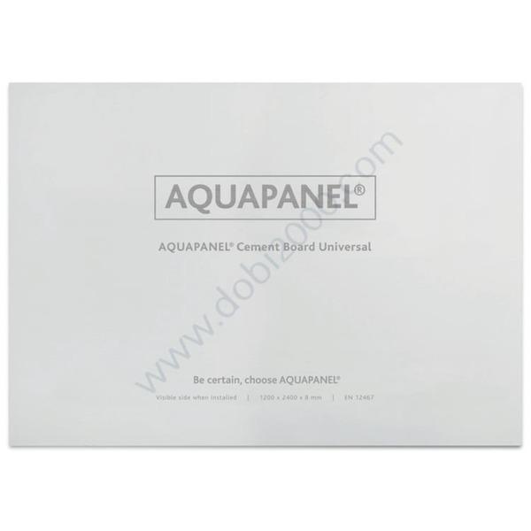 Циментова плоскост AQUAPANEL® UNIVERSAL 8/1200/2400