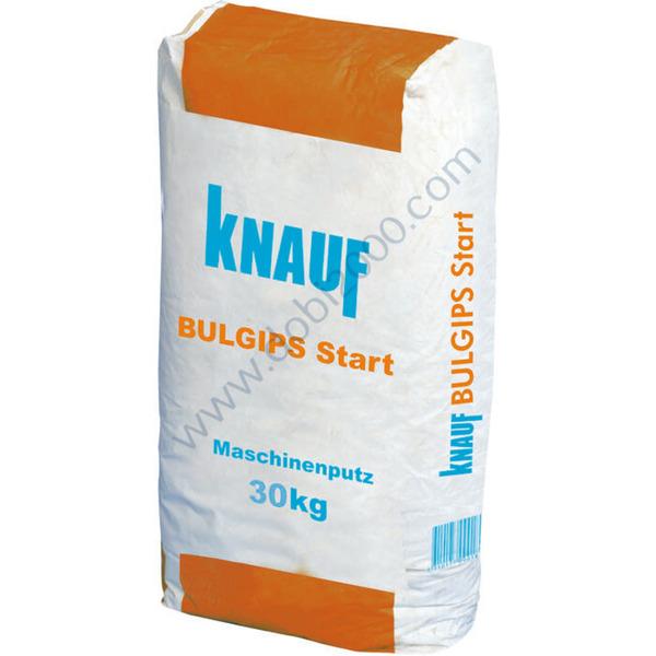KNAUF Булгипс старт - гипсова мазилка за машинно полагане 30 кг.