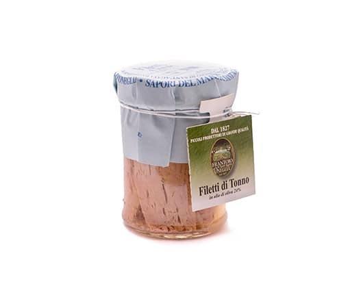 FRANTOIO Риба тон в маслиново масло, 185гр.