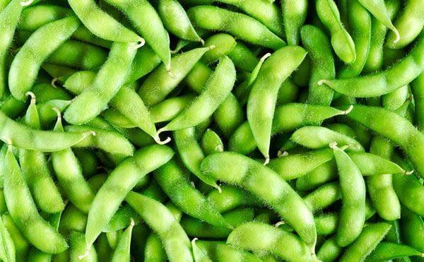 Едамаме шушулка/зелена соя 500 гр
