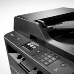 Чернобял лазерен мултифункционален принтер Brother MFC-L2752DW