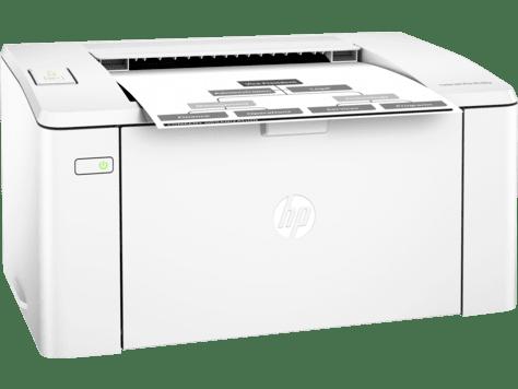 Лазерен чернобял принтер HP G3Q34A LJ PRO M102A