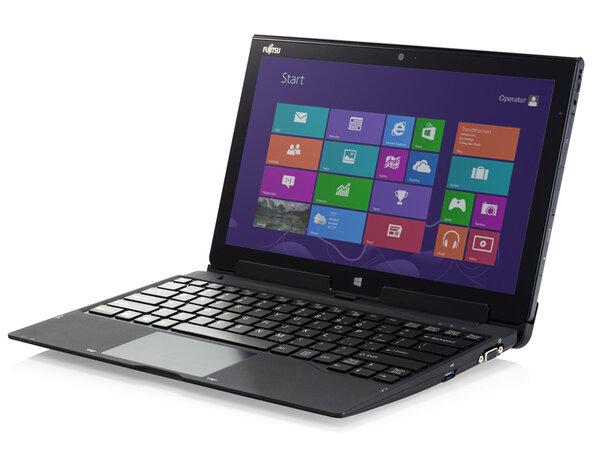 Лаптоп Fujitsu Siemens Q704 Touchscreen