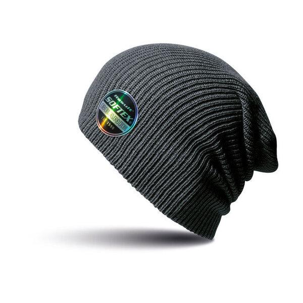 Унисекс шапка графит