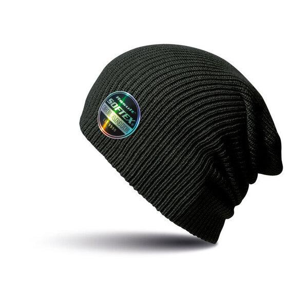 Унисекс шапка черен