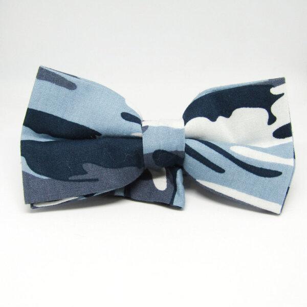 Мъжка папионка Blue camouflage