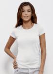 Дамска леко вталена тениска