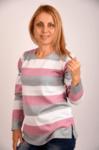Дамска блуза с дълъг ръкав Ели