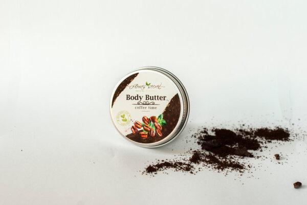 Масло за тяло Coffee Time 30ml