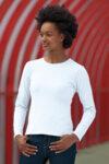 Дамска блуза с дълъг ръкав Моли
