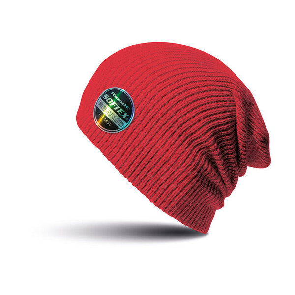 Унисекс шапка червен