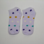 "Дамски спортни чорапи тип""терлик"""