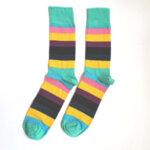 Мъжки шарени чорапи Pride