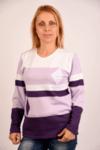 Дамска блуза с дълъг ракъв Натали