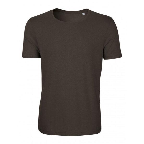 Мъжка леко вталена тениска