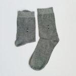 Класически мъжки чорапи - черни 40-43