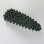 Дамска силиконова шнола - зелен