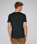 Мъжка вталена елегантна тениска
