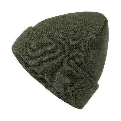 Унисекс шапка маслина