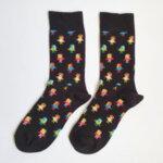 Дамски чорапи Хавайка черни