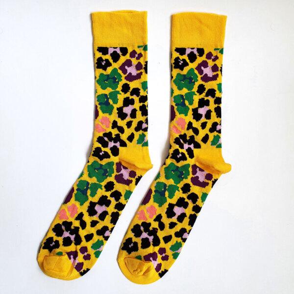 Мъжки шарени чорапи
