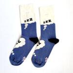 Мъжки чорапи с надпис