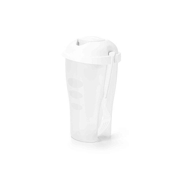 Чаша за салата - бял